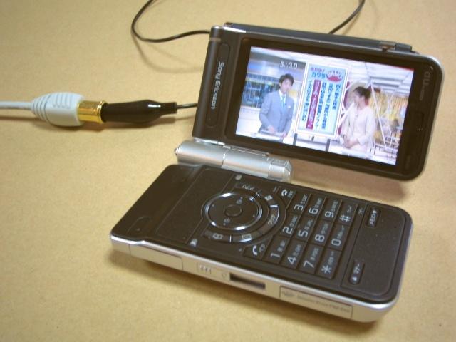 Sony Ericsson W44S について